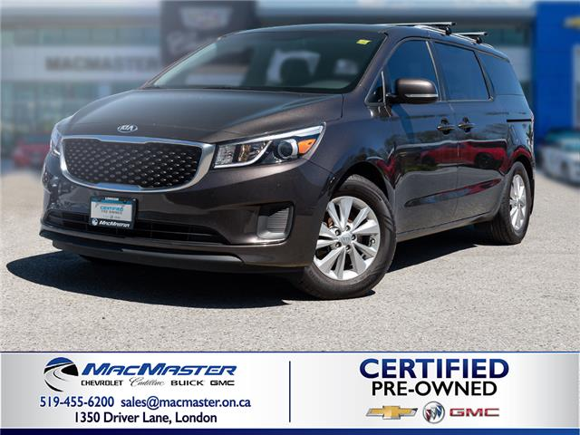 2015 Kia Sedona  (Stk: 95273A) in London - Image 1 of 10