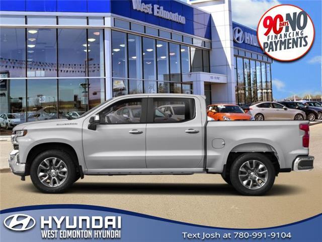 2019 Chevrolet Silverado 1500 LT (Stk: P1241) in Edmonton - Image 1 of 1