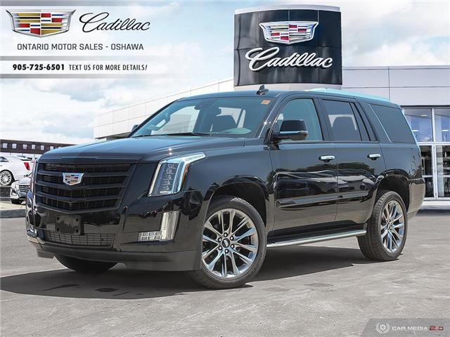 2020 Cadillac Escalade Luxury (Stk: T0305636) in Oshawa - Image 1 of 19
