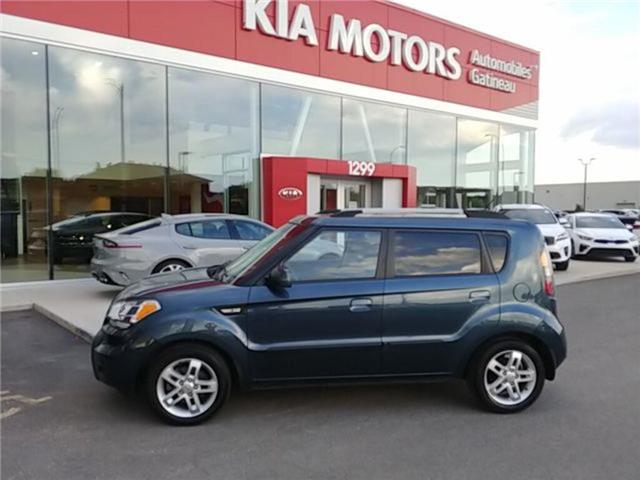 2010 Kia Soul  (Stk: P2362) in Gatineau - Image 1 of 25