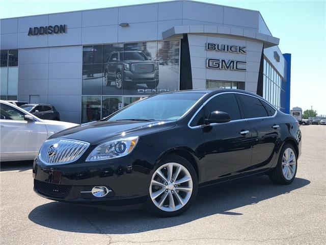 2016 Buick Verano Leather (Stk: U133322) in Mississauga - Image 1 of 27