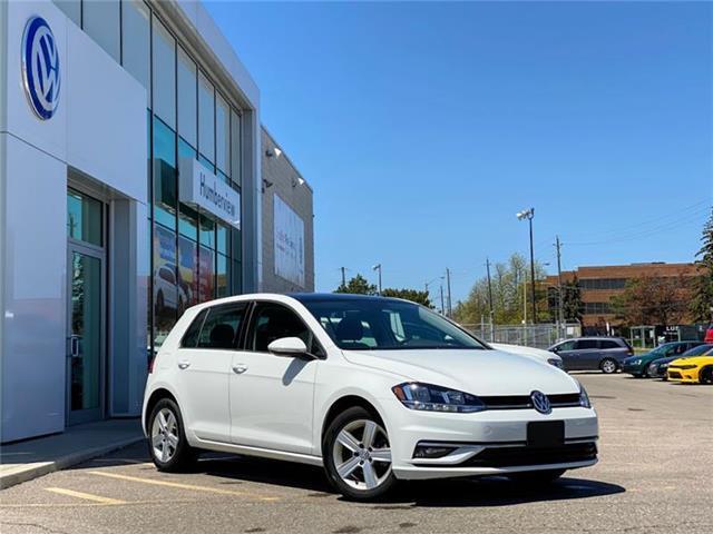 2019 Volkswagen Golf 1.4 TSI Highline (Stk: 4870R) in Toronto - Image 1 of 22