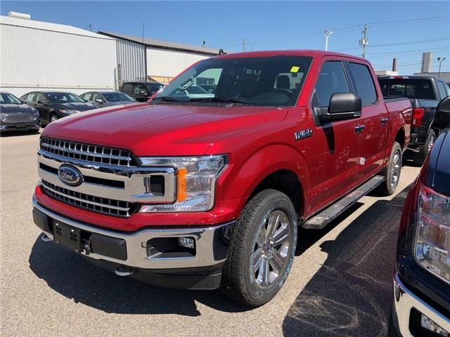 2020 Ford F-150 XLT (Stk: VFF19343) in Chatham - Image 1 of 5
