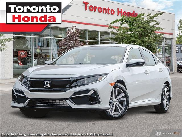 2020 Honda Civic LX (Stk: 2000037) in Toronto - Image 1 of 23