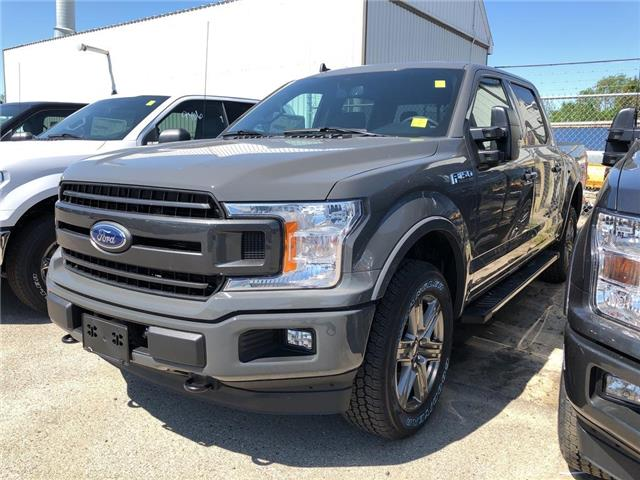2020 Ford F-150 XLT (Stk: VFF19434) in Chatham - Image 1 of 5
