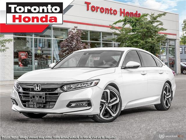 2020 Honda Accord Sport 1.5T (Stk: 2000038) in Toronto - Image 1 of 23