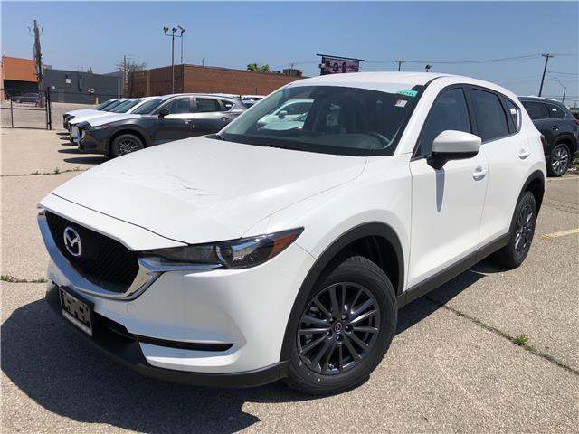 2020 Mazda CX-5 GX (Stk: SN1615) in Hamilton - Image 1 of 17