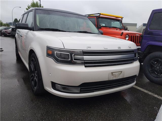 2014 Ford Flex Limited (Stk: L280991A) in Surrey - Image 1 of 1