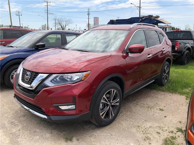 2020 Nissan Rogue SV (Stk: 20134) in Sarnia - Image 1 of 5
