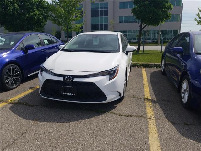 2020 Toyota Corolla LE (Stk: 20-615) in Etobicoke - Image 1 of 8