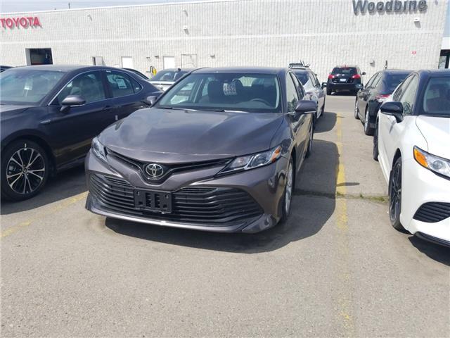 2020 Toyota Camry LE (Stk: 20-552) in Etobicoke - Image 1 of 7