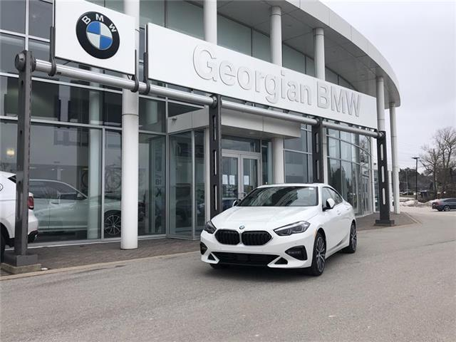 2020 BMW 228i xDrive Gran Coupe (Stk: B20100) in Barrie - Image 1 of 7