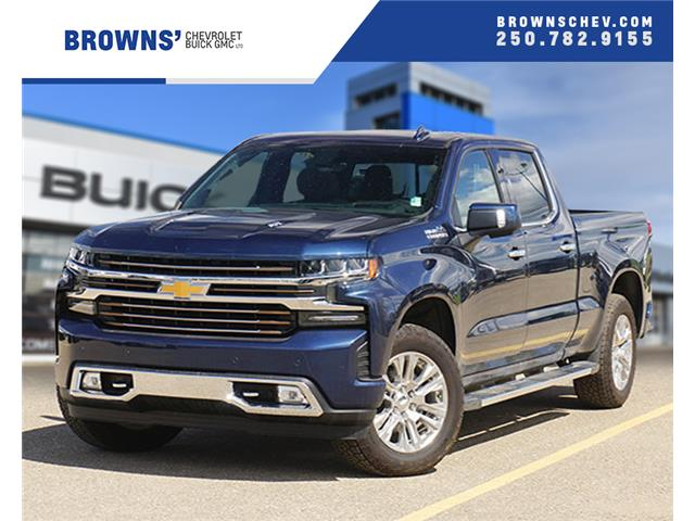 2020 Chevrolet Silverado 1500 High Country (Stk: T20-1314) in Dawson Creek - Image 1 of 16