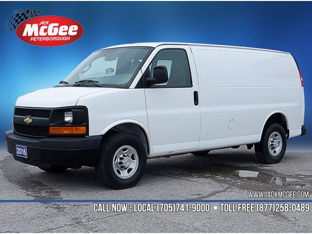 2016 Chevrolet Express 2500 1WT (Stk: P6382) in Peterborough - Image 1 of 15