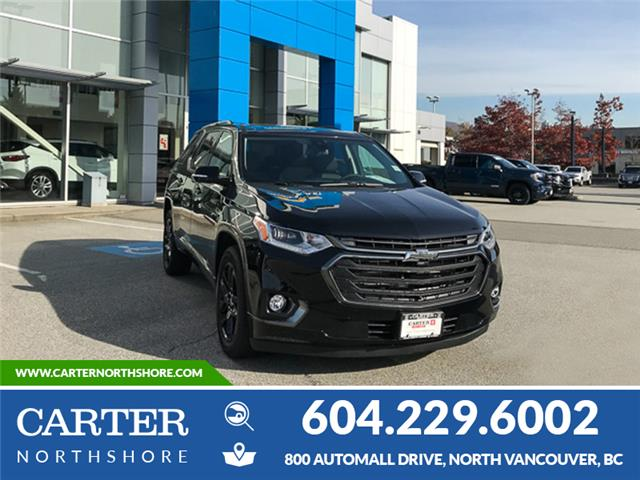 2019 Chevrolet Traverse Premier (Stk: 9TR1680T) in North Vancouver - Image 1 of 14