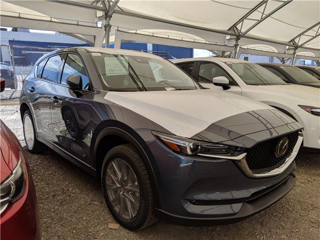 2020 Mazda CX-5 GT (Stk: H1988) in Calgary - Image 1 of 4