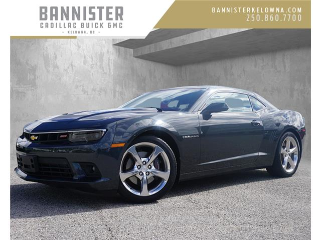 2014 Chevrolet Camaro 2SS (Stk: 20-205A) in Kelowna - Image 1 of 18