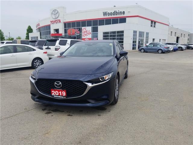 2019 Mazda Mazda3 GS (Stk: P6894A) in Etobicoke - Image 1 of 16