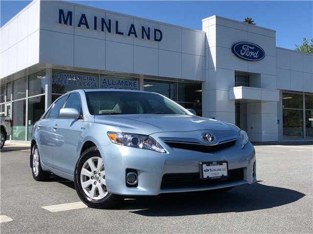 2011 Toyota Camry Hybrid Base (Stk: P8163A) in Vancouver - Image 1 of 30