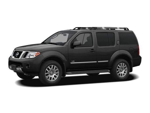2008 Nissan Pathfinder SE (Stk: 39926L) in Creston - Image 1 of 2
