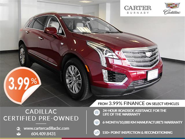 2017 Cadillac XT5 Luxury (Stk: P9-61800) in Burnaby - Image 1 of 25