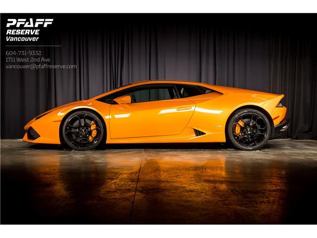 2015 Lamborghini Huracan LP 610-4 (Stk: VU0427A) in Vancouver - Image 1 of 22