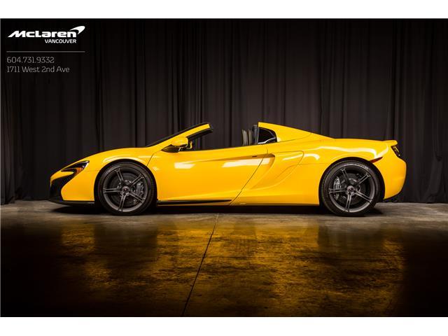 2015 McLaren 650S  (Stk: VU0339) in Vancouver - Image 1 of 23