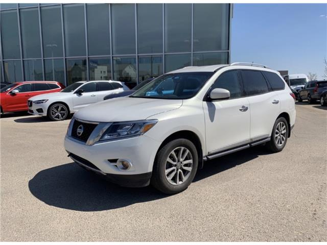 2014 Nissan Pathfinder SL (Stk: UT1437) in Kamloops - Image 1 of 1