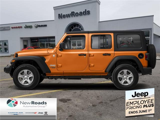 2020 Jeep Wrangler Unlimited Sport (Stk: W20041) in Newmarket - Image 1 of 1