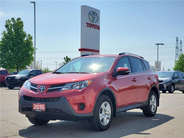 2015 Toyota RAV4  (Stk: P2414A) in Bowmanville - Image 1 of 24
