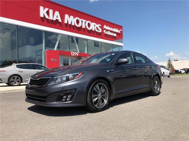 2014 Kia Optima SX Turbo (Stk: 20339A) in Gatineau - Image 1 of 18