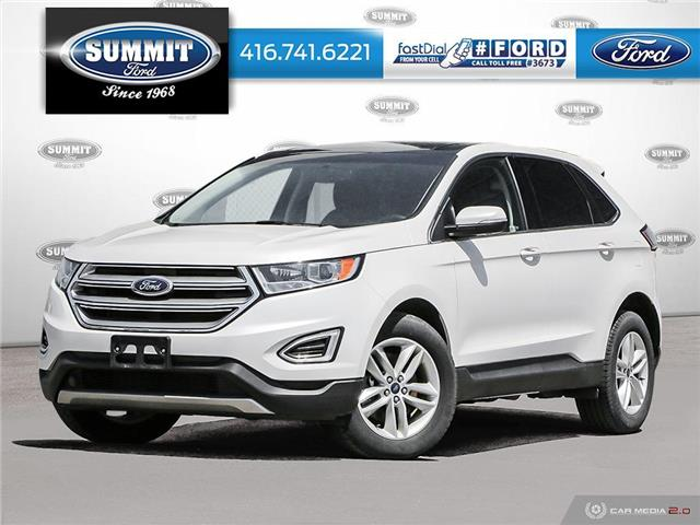 2018 Ford Edge SEL (Stk: PL21602) in Toronto - Image 1 of 27