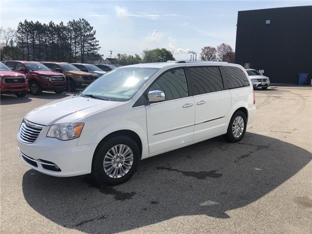 2015 Chrysler Town & Country Limited (Stk: 1463) in Miramichi - Image 1 of 13