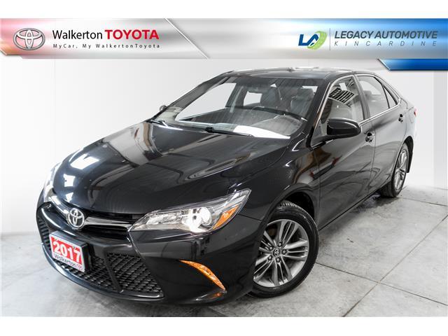 2017 Toyota Camry SE (Stk: PL055) in Walkerton - Image 1 of 16