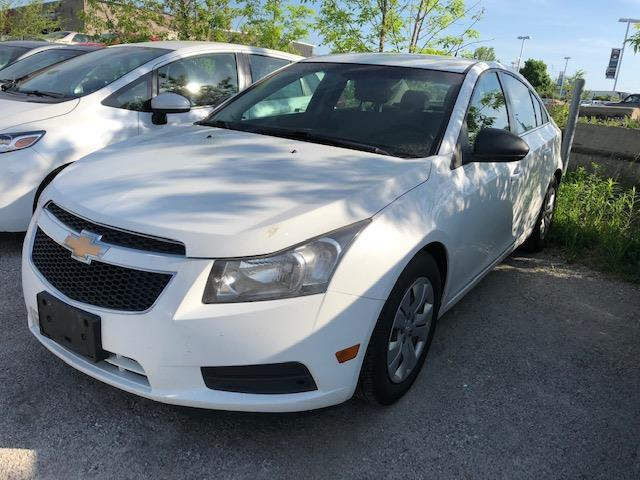 2012 Chevrolet Cruze LS (Stk: 144230) in Milton - Image 1 of 1