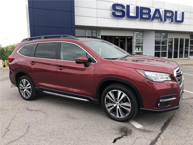 2019 Subaru Ascent Limited 4S4WMAPD9K3403128 P569 in Newmarket