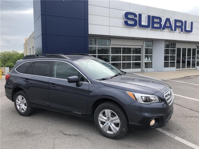 2016 Subaru Outback 2.5i (Stk: P560) in Newmarket - Image 1 of 1