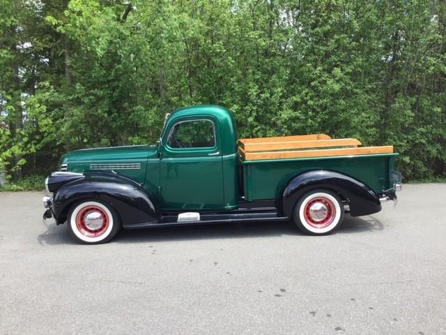 1946 Chevrolet 3100 1946 (Stk: Consign) in Cobourg - Image 1 of 15