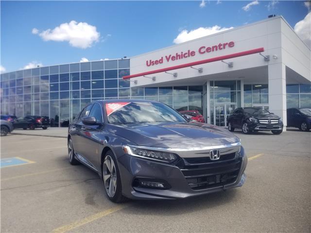2019 Honda Accord Touring 2.0T (Stk: 2190539D) in Calgary - Image 1 of 28
