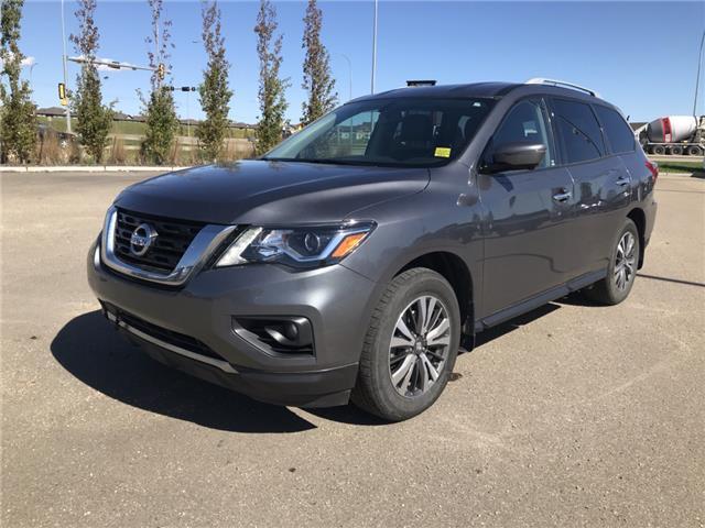 2017 Nissan Pathfinder SL (Stk: LLT121A) in Ft. Saskatchewan - Image 1 of 22