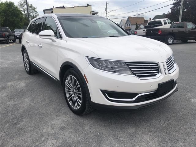2016 Lincoln MKX Reserve (Stk: 20095A) in Cornwall - Image 1 of 28
