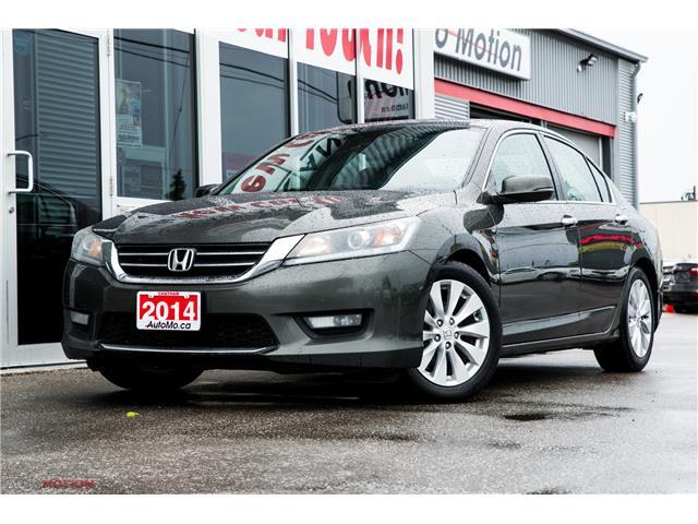 2014 Honda Accord EX-L (Stk: 20359) in Chatham - Image 1 of 27