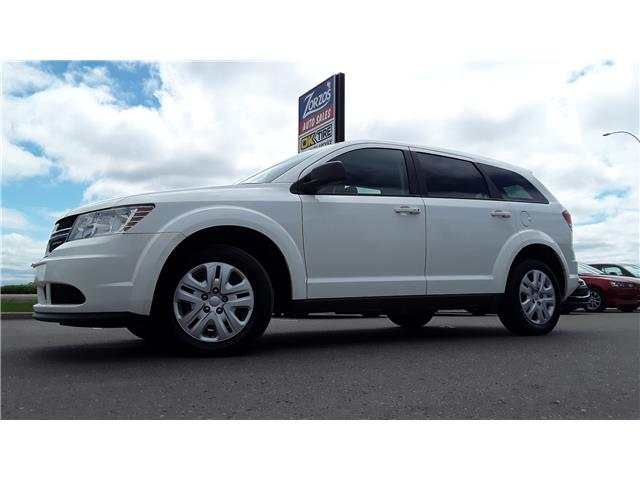 2016 Dodge Journey CVP/SE Plus (Stk: P653) in Brandon - Image 1 of 28