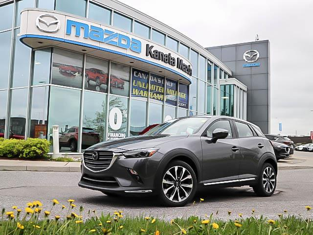 2019 Mazda CX-3 GT (Stk: M964) in Ottawa - Image 1 of 30