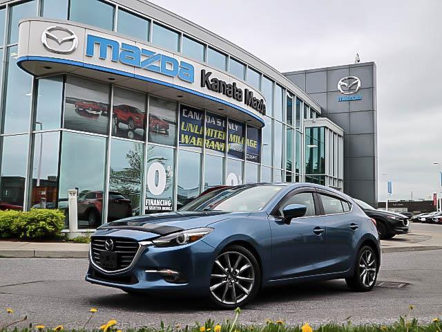 2018 Mazda Mazda3 Sport GT (Stk: 11149A) in Ottawa - Image 1 of 30