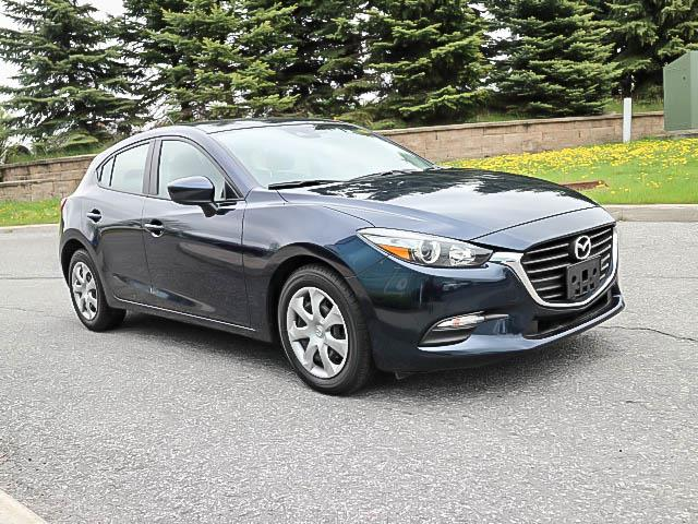 2018 Mazda Mazda3 Sport GX (Stk: 11104A) in Ottawa - Image 1 of 26