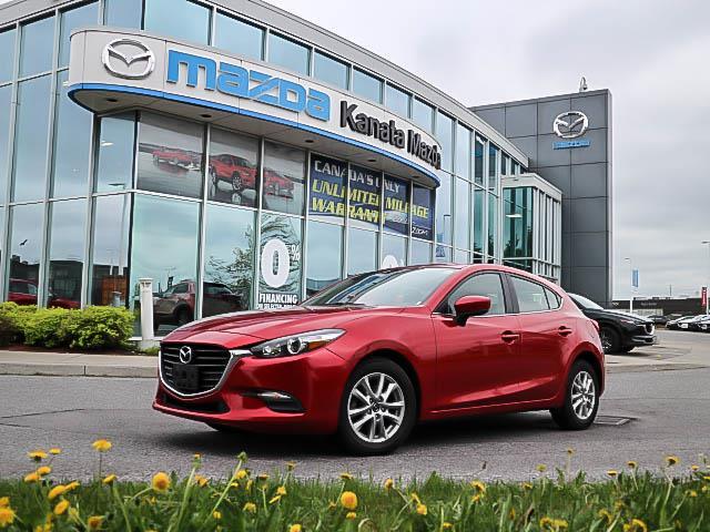 2017 Mazda Mazda3 Sport GS (Stk: M977) in Ottawa - Image 1 of 28