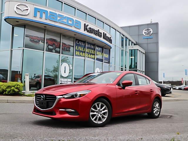 2018 Mazda Mazda3 Sport  (Stk: 11310A) in Ottawa - Image 1 of 27