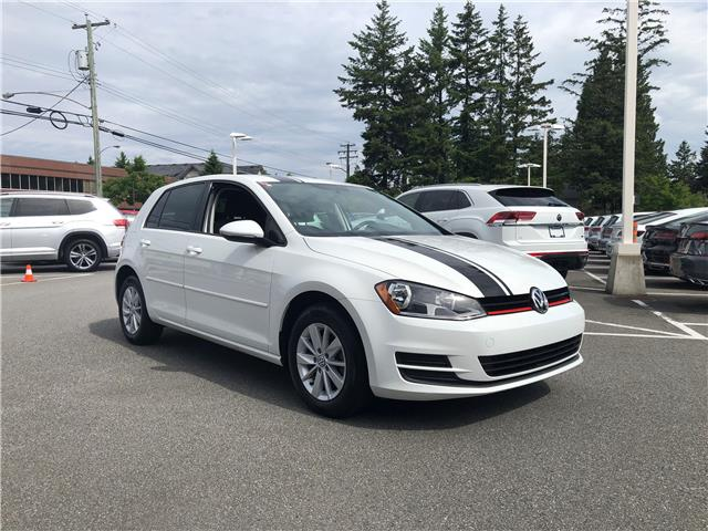2016 Volkswagen Golf 1.8 TSI Trendline (Stk: VW1085) in Vancouver - Image 1 of 1