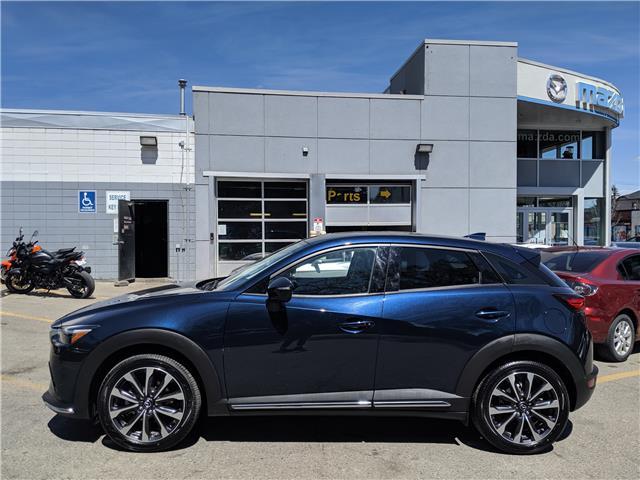 2019 Mazda CX-3 GT (Stk: N3114) in Calgary - Image 1 of 16